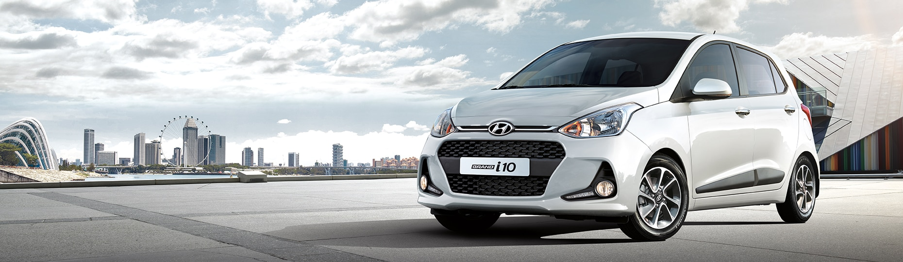 Hyundai Grand i10 commodité technologies climat air conditionné confort Hyundai Maroc