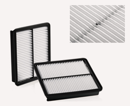 Genuine Parts Air Filter Function and Mechanism