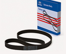 Genuine Parts Timing Belt on box