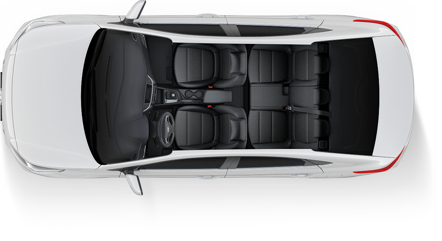 Accent Interior - Find a Car | Hyundai