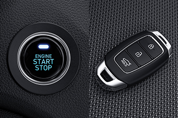 Push-button start / Smart key