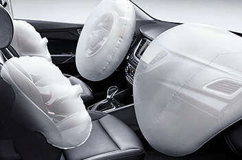 6-airbag system