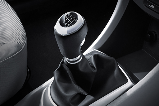 6-speed manual transmission