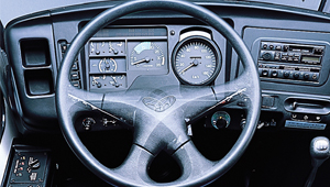 image of power steering wheel