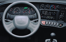 image of county power steering wheel