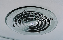 image of county cabin ventilation