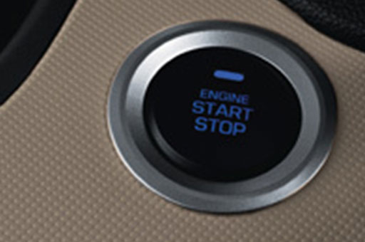 Power start button
