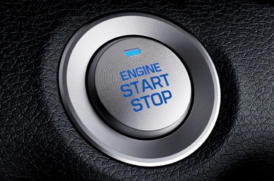 engine start / stop button