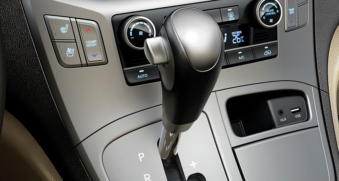5-speed automatic transmission