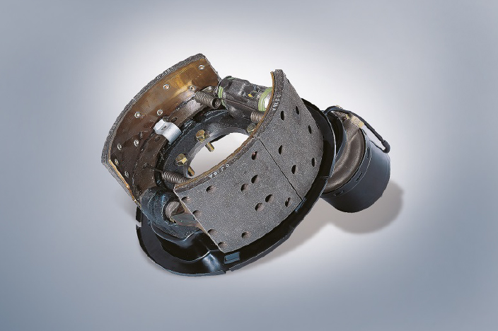 image of wide drum brake part