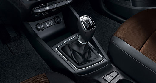 Manual transmission of i20