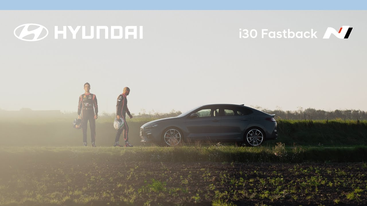 The All-New i30 Fastback N – From Rome to Paris: The world record