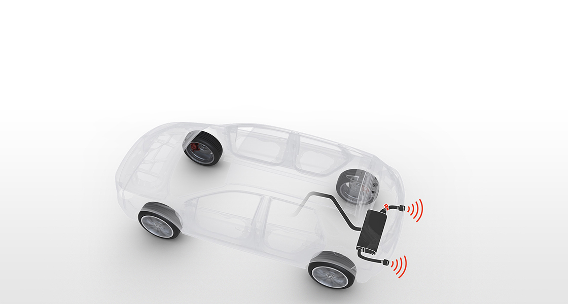 Active variable exhaust system
