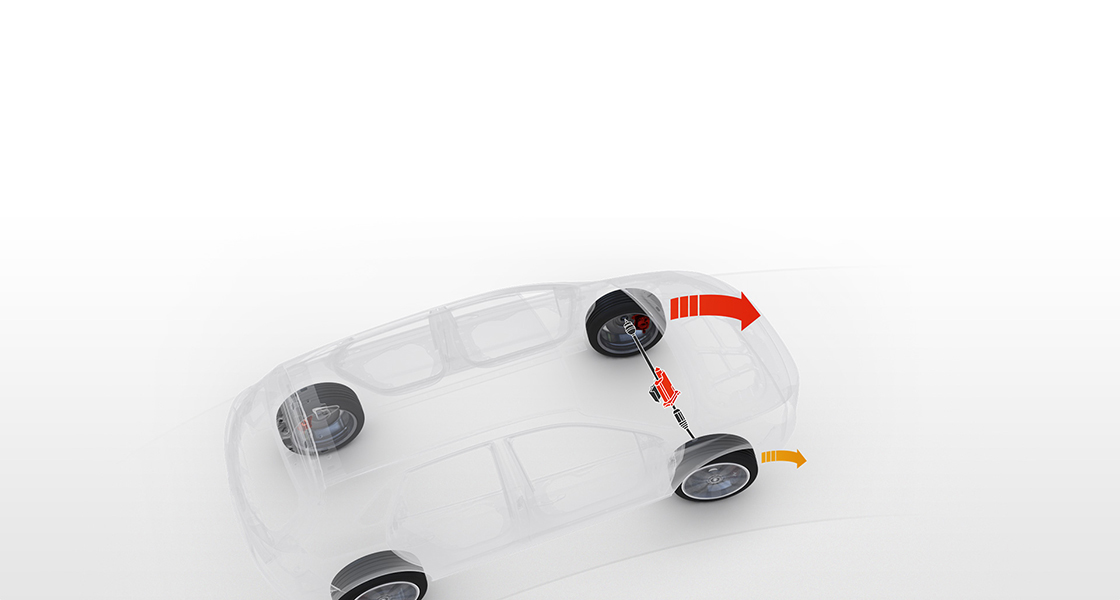 N Corner carving differential
