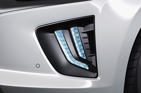 Ioniq electric LED DRL