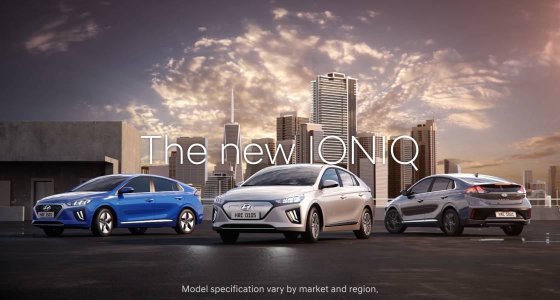 Hyundai The new IONIQ Product Information Film