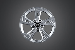 17alloy wheel