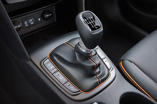speed manual transmission