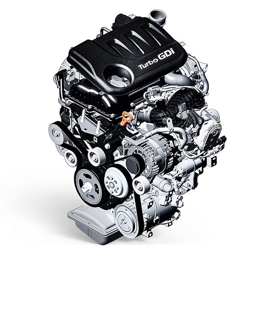 1.0 T-GDI gasoline engine