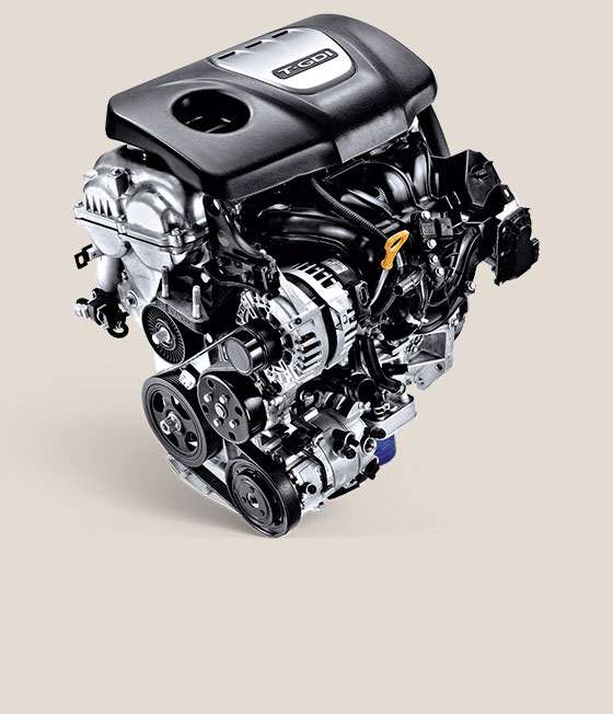 2.0 GDi gasoline engine