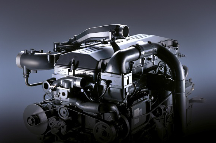 image of D6CB3H engine