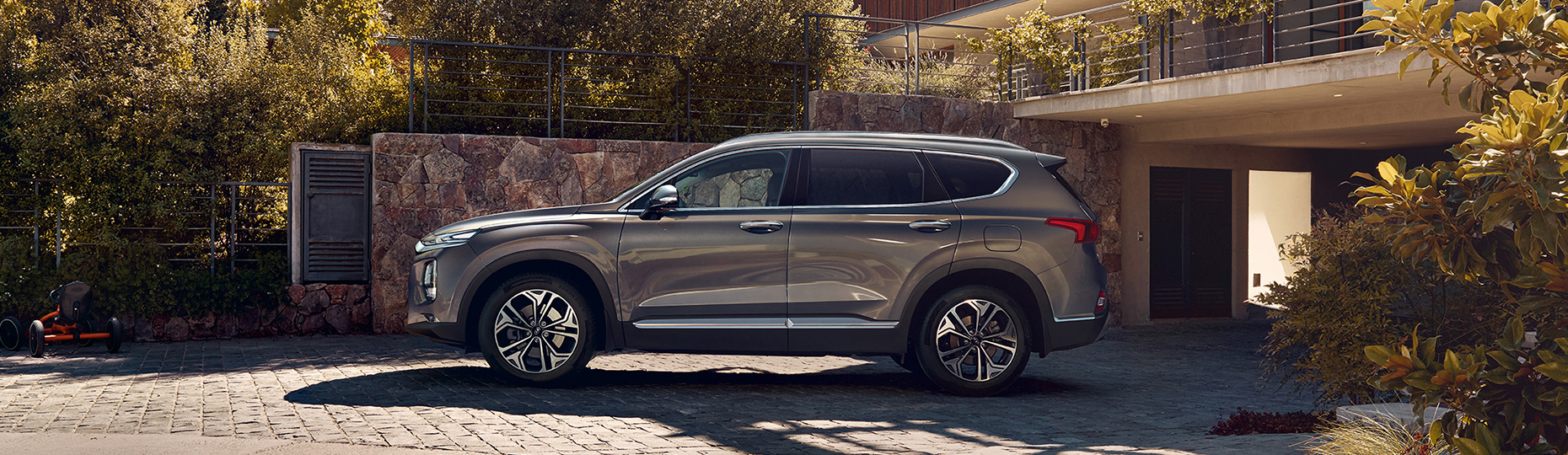 The All-New SANTA FE
