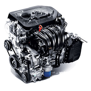 2.4 GDi Gasoline engine