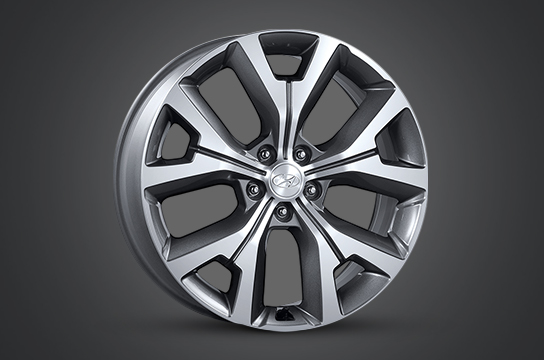 Palisade 20-inch alloy wheel