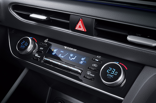 Sonata Full auto Air conditioning system