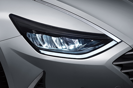 Sonata LED headlamps (4 MFR type) / Daytime running light (LED)