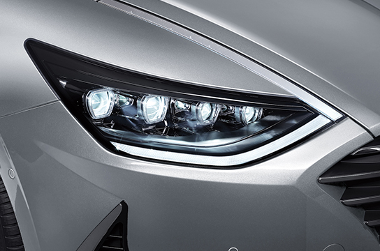 Sonata LED headlamps (Projection type) / Daytime running light (LED)