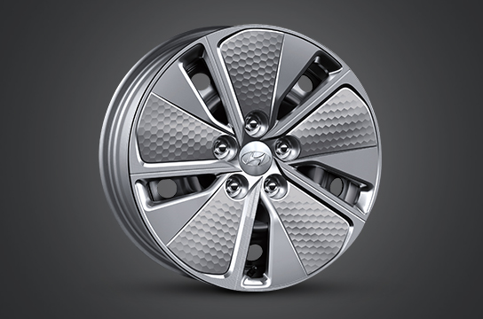 Sonata 16˝Steel wheel