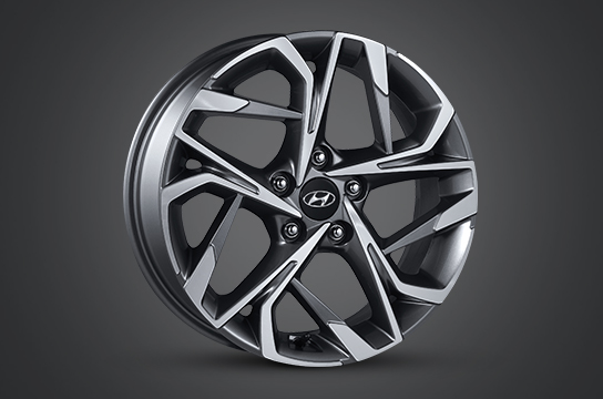 Sonata 17˝Alloy wheel