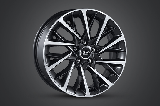 Sonata 18˝Alloy wheel
