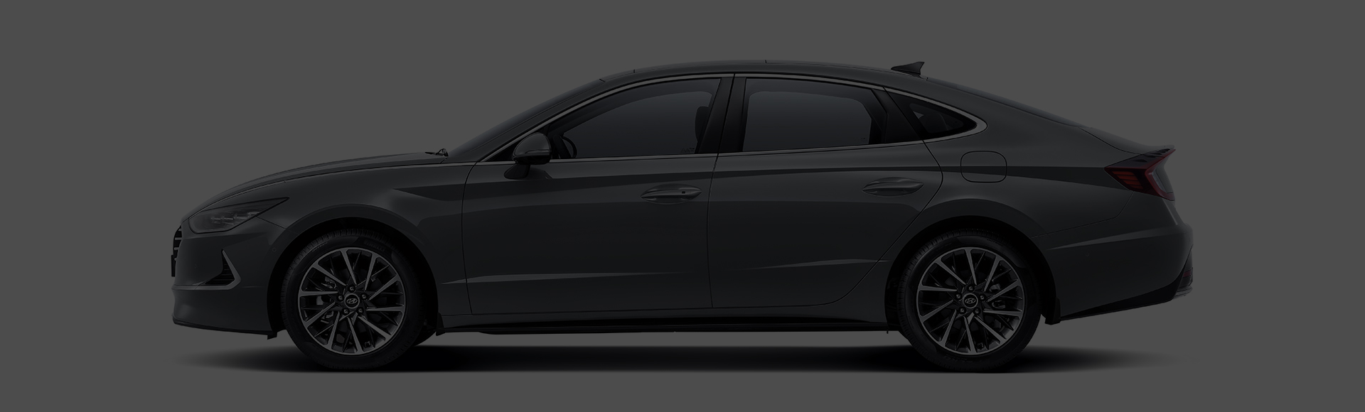 Sonata exterior side design