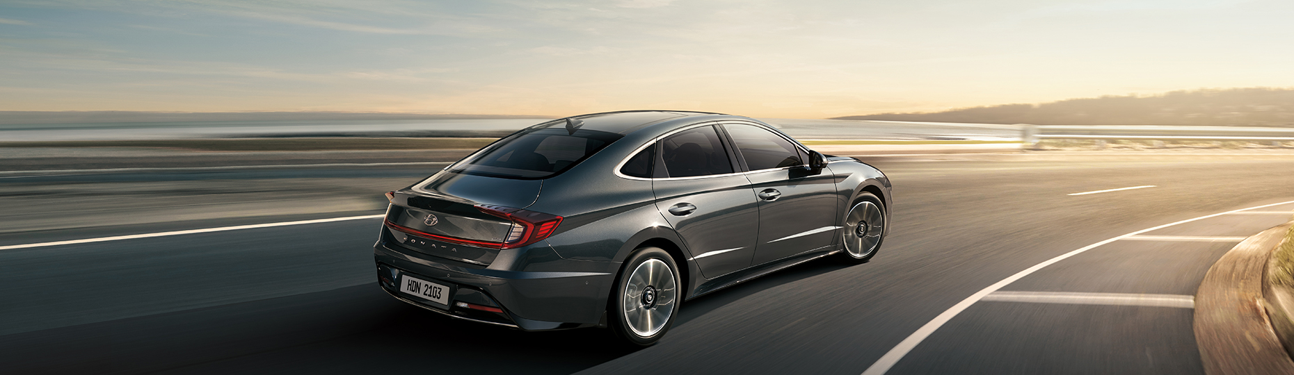 The all-new SONATA