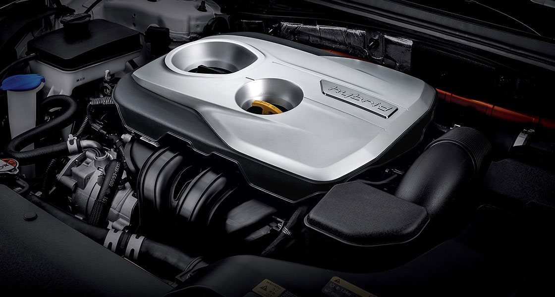Sonata eco Hybrid Engine
