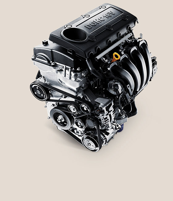 2.4 MPi gasoline engine
