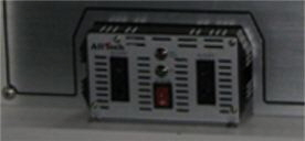 image of a control panel