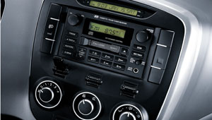 image of super aero city stereo system