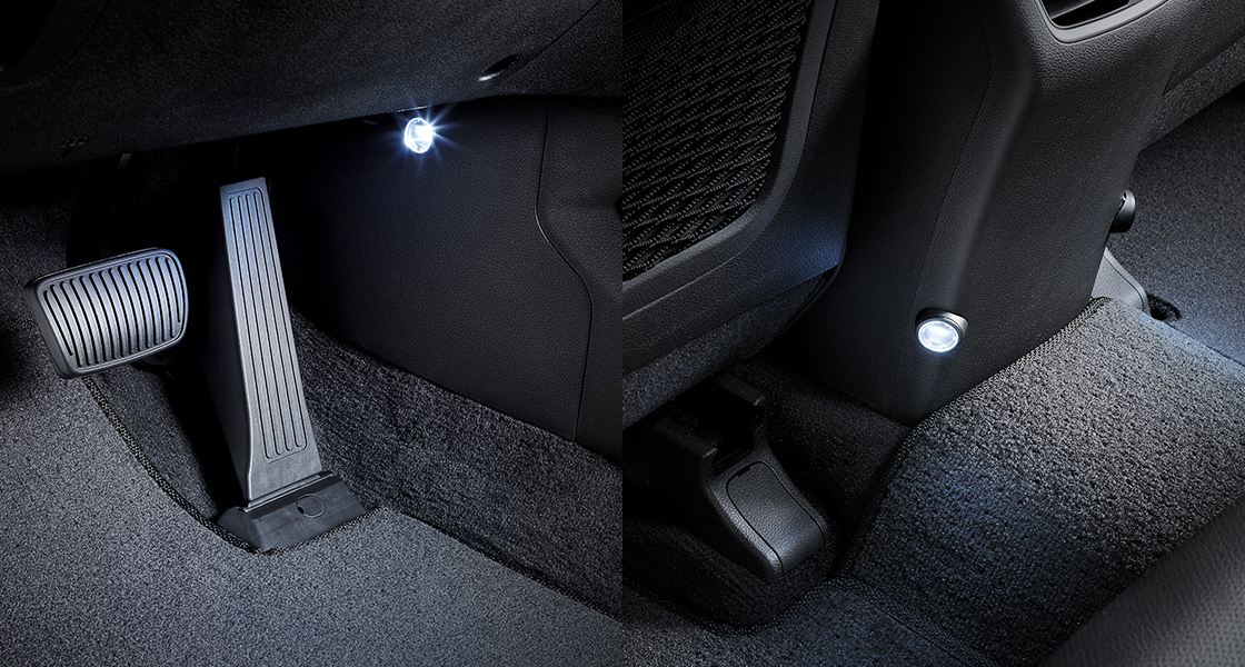 LED Foot Mood Lighting