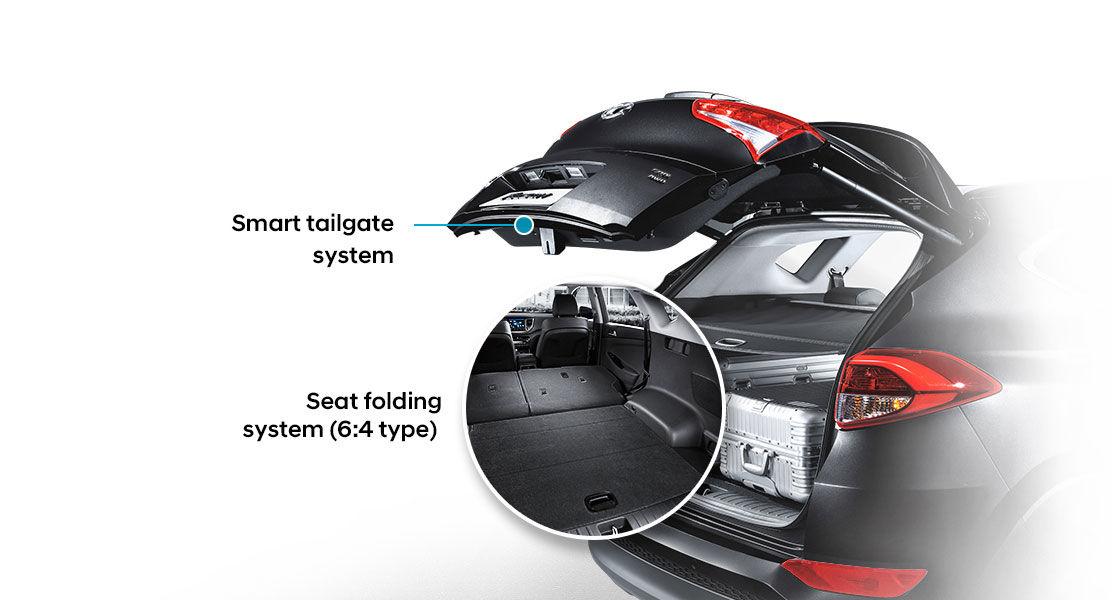 how to open hyundai tucson seat belt