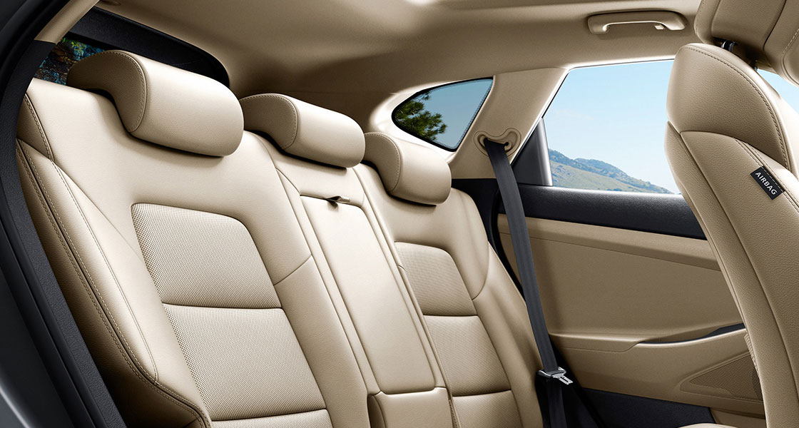 tucson interior rear seat