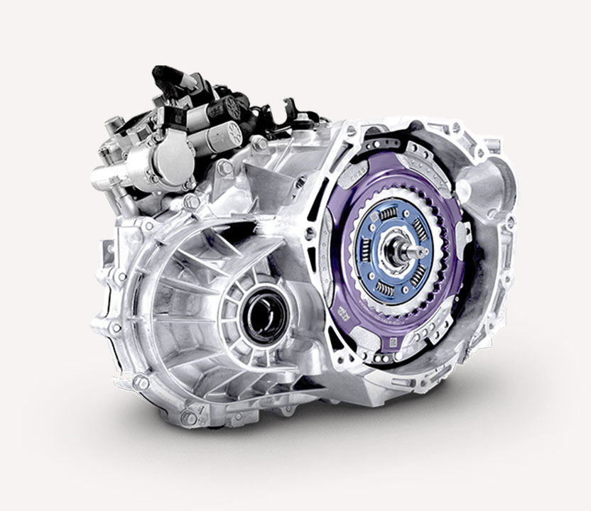 7-speed Double clutch transmission