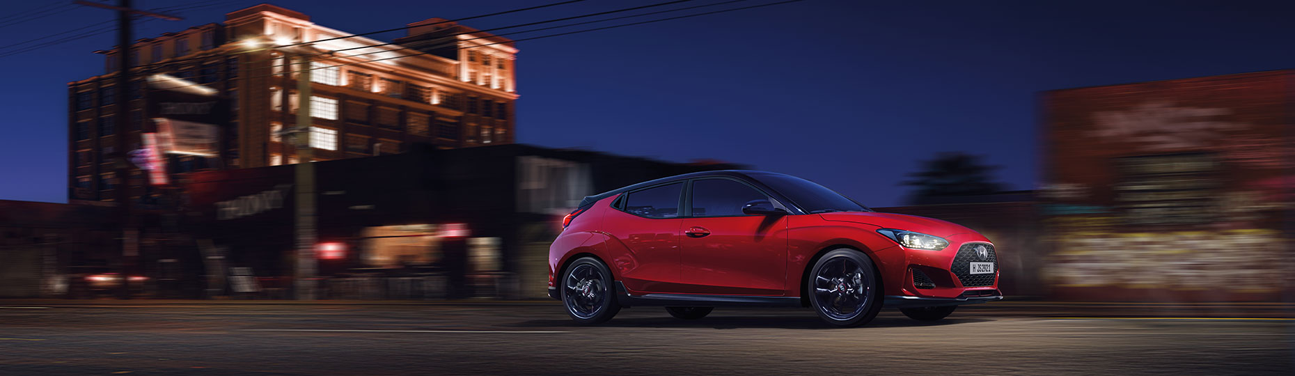 live loud, with the hyundai veloster