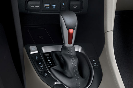 7-speed dual-clutch transmission