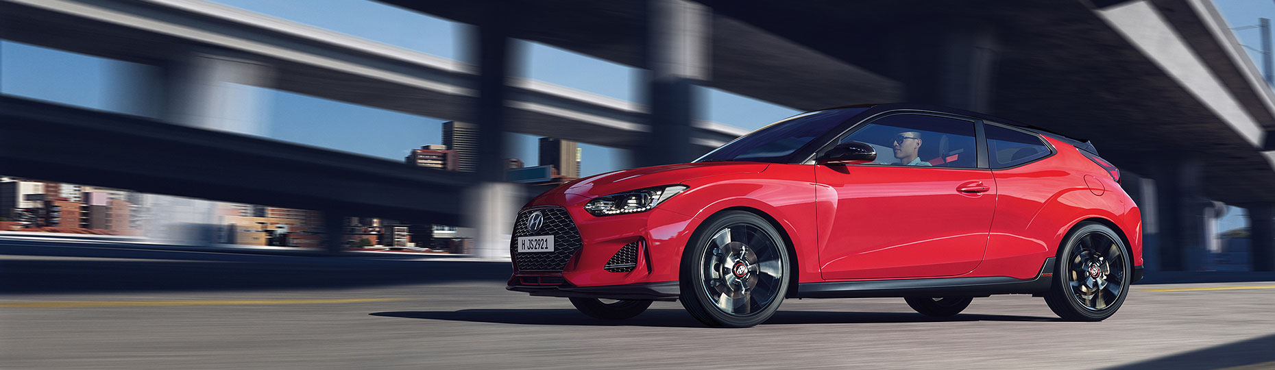 The All-New VELOSTER