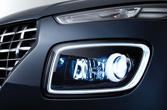 LED headlamps