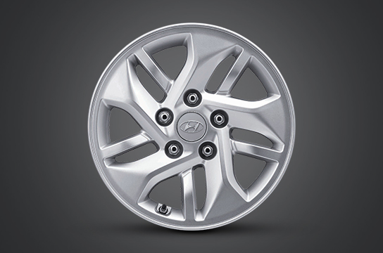 15˝alloy wheel