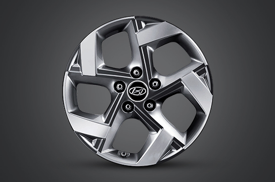 17˝alloy wheel